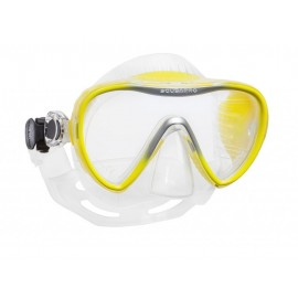Maska SYNERGY 2 Clear/ yellow
