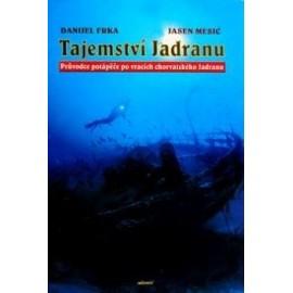 Kniha Tajemství Jadranu