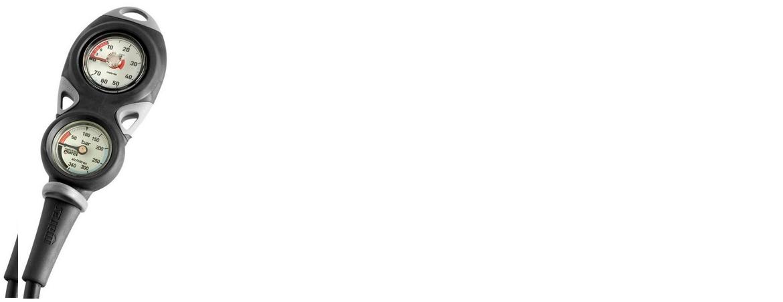 Konzole tlakoměr a hloubkoměr MISSION 2